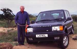 Ex-Charles Spencer King Pre-production Range Rover