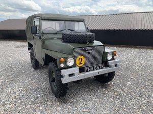 1972 Land Rover® Lightweight *MOT & Tax Exempt* (FHH)