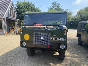 Picture of 1975 Landrover 101 forward control 07880 700636