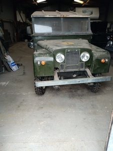 1957 land rover series 1 For Sale