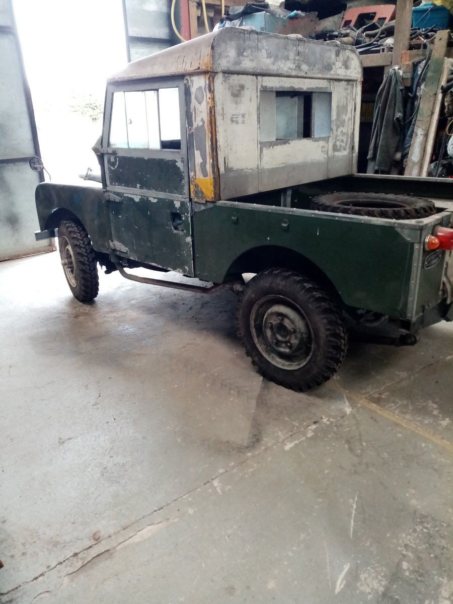 1957 land rover series 1 For Sale (picture 2 of 6)