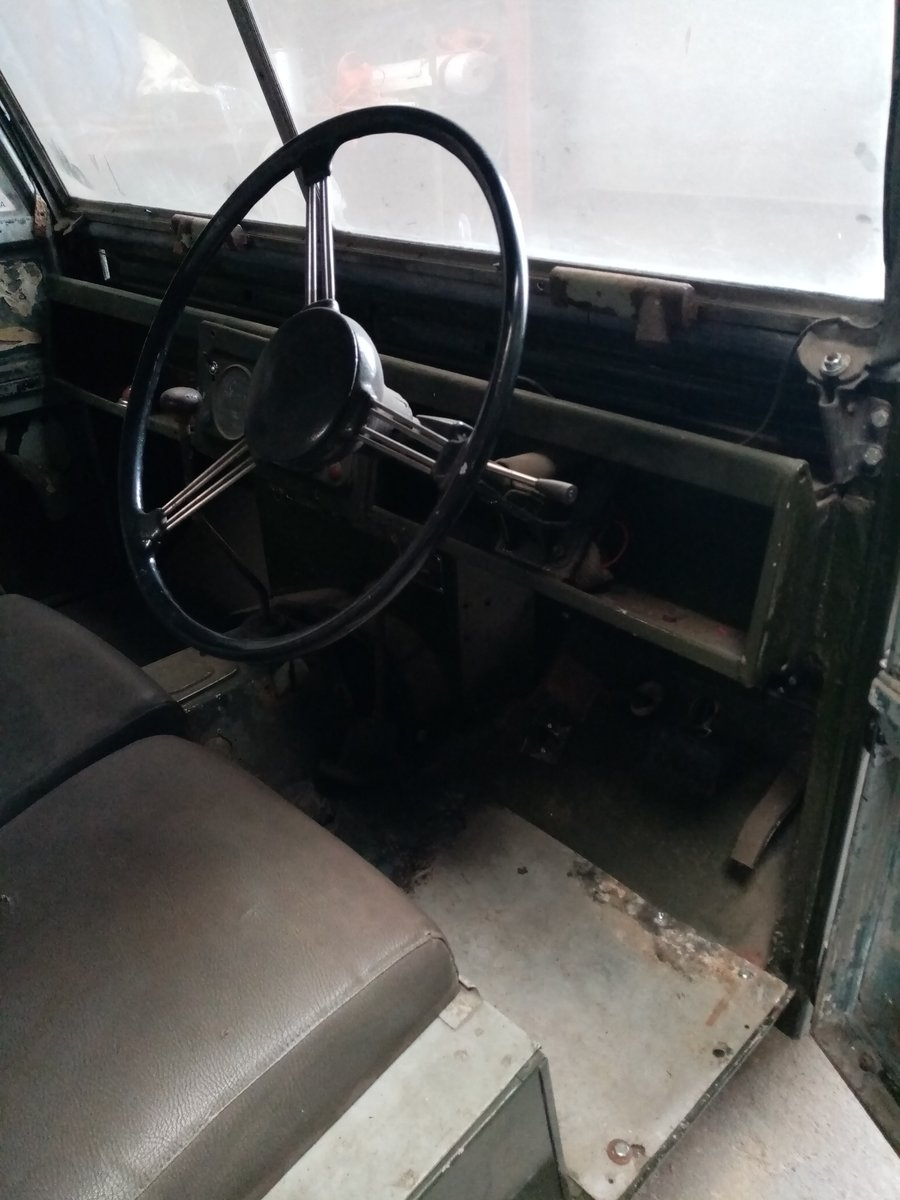 1957 land rover series 1 For Sale (picture 4 of 6)