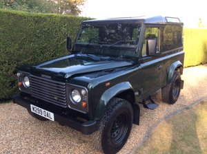 2000 LAND ROVER DEFENDER 90 COUNTY TD5 SWB 3 DOOR For Sale