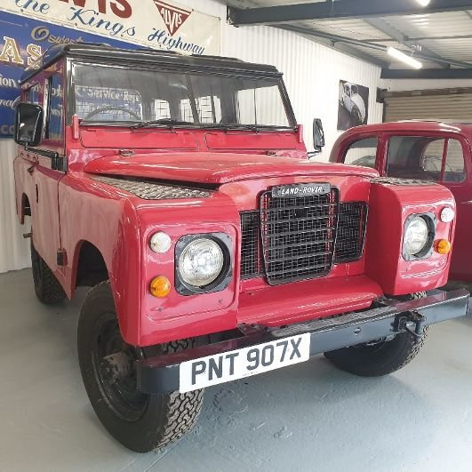 1982 Price reduced Land Rover Series III For Sale (picture 1 of 6)