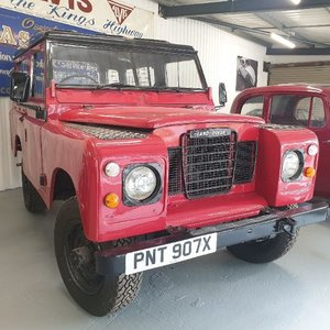 Picture of 1982 Price reduced Land Rover Series III For Sale