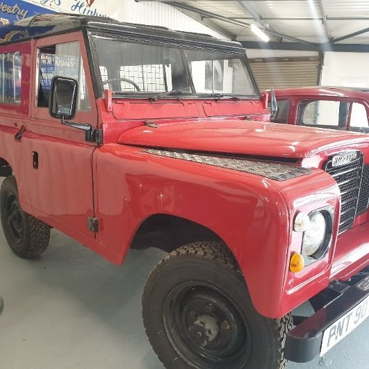 1982 Price reduced Land Rover Series III For Sale (picture 2 of 6)