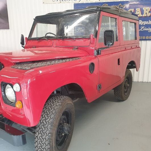 1982 Price reduced Land Rover Series III For Sale (picture 3 of 6)