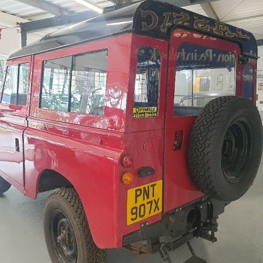 1982 Price reduced Land Rover Series III For Sale (picture 5 of 6)