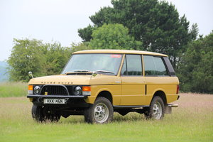 Picture of 1974 Range Rover Classic Suffix C - Michael Banfield Owned