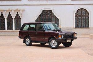 1994 Range Rover Classic 5 Door LHD 200TDI (Deposit Taken)