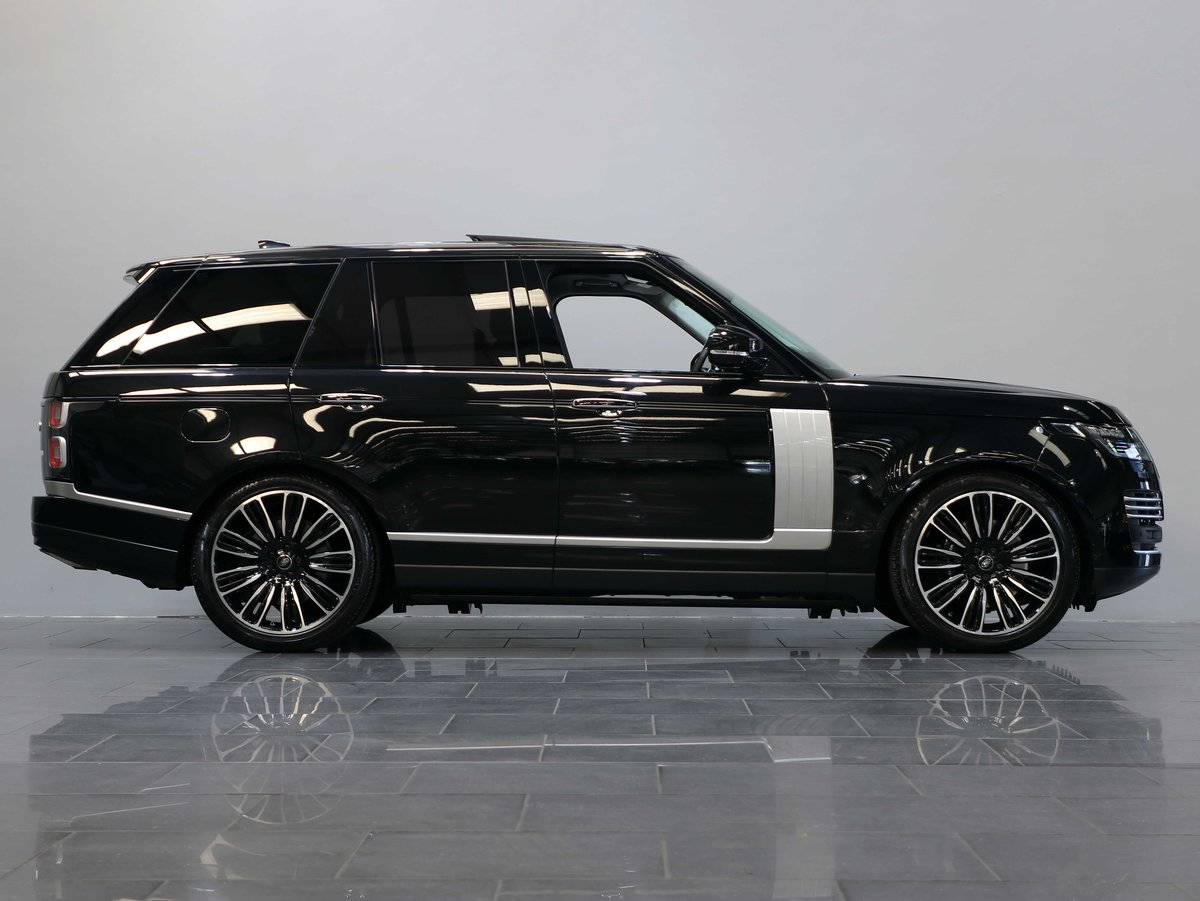 2019 19 19 RANGE ROVER AUTOBIOGRAPHY 5.0 V8 AUTO For Sale (picture 2 of 6)