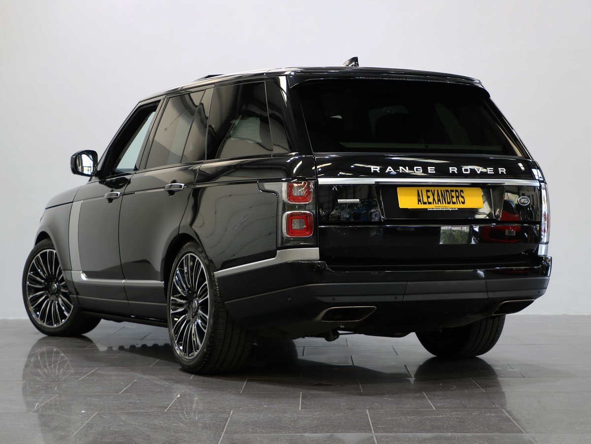 2019 19 19 RANGE ROVER AUTOBIOGRAPHY 5.0 V8 AUTO For Sale (picture 3 of 6)