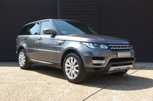 2015 Land Rover Range Rover Sport 3.0 SDV6 HSE Auto (35897 miles) SOLD