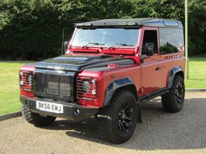 2006 Land Rover Defender County 90 TD5 at ACA 22nd August  For Sale