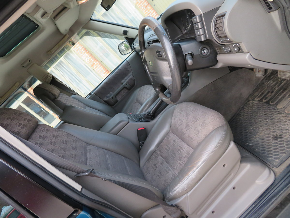 2000 DISCOVERY II V8i XS AUTO - FSH EXCELLENT ORIGINAL EXAMPLE For Sale (picture 2 of 6)
