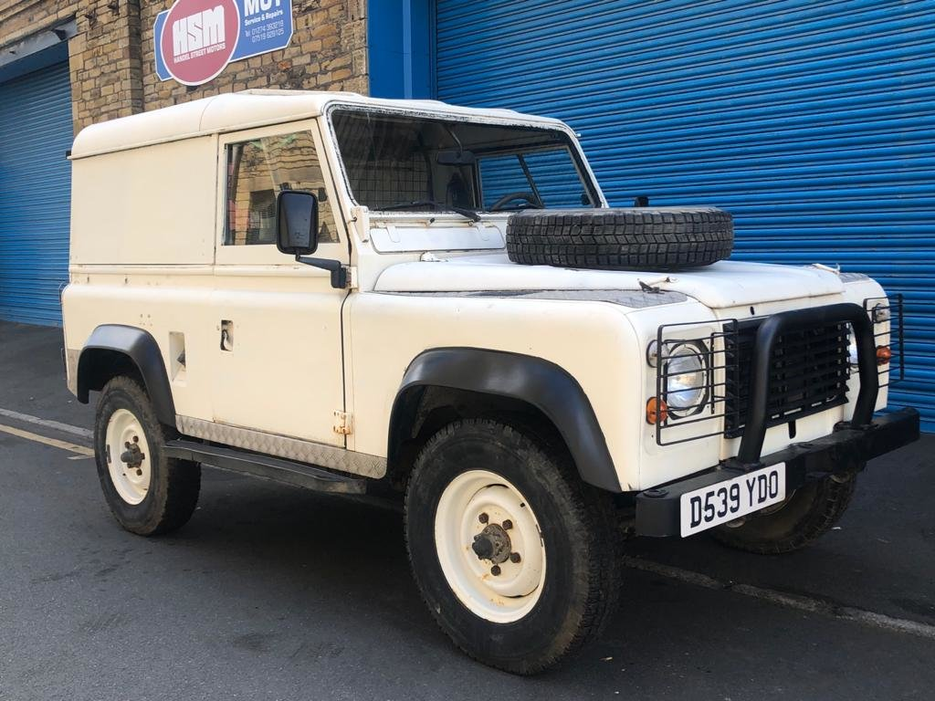 1987/d land rover defender 200tdi lhd exportable For Sale (picture 1 of 5)