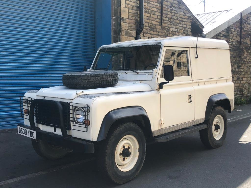 1987/d land rover defender 200tdi lhd exportable For Sale (picture 2 of 5)