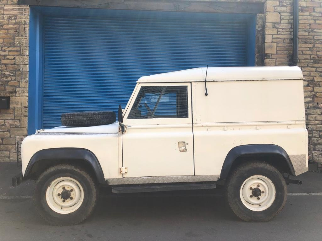 1987/d land rover defender 200tdi lhd exportable For Sale (picture 3 of 5)