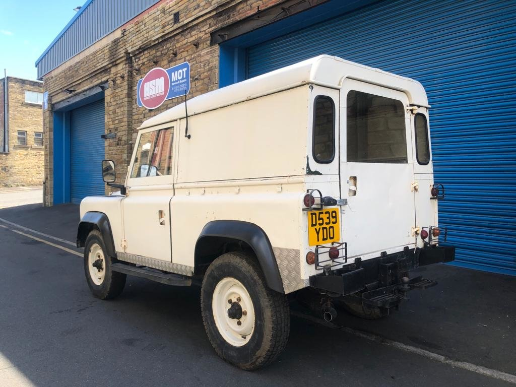 1987/d land rover defender 200tdi lhd exportable For Sale (picture 4 of 5)