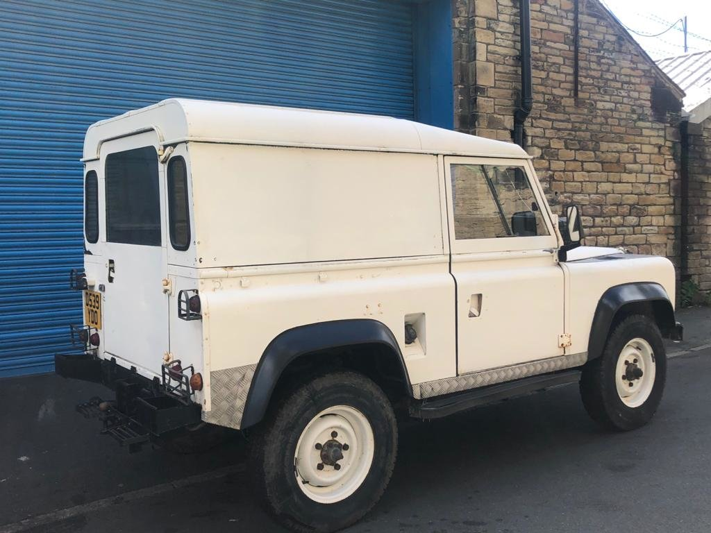 1987/d land rover defender 200tdi lhd exportable For Sale (picture 5 of 5)