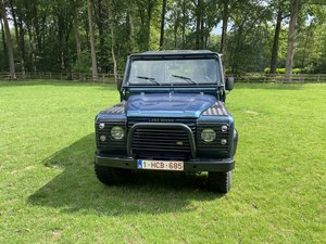 Defender 50th Anniversary LHD