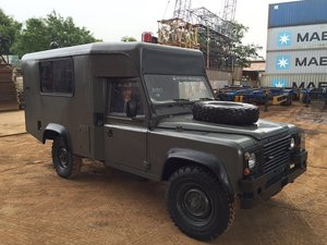 Picture of 1985 Land Rover Camper