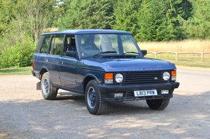 1993 Range Rover Vogue LSE Auto LWB