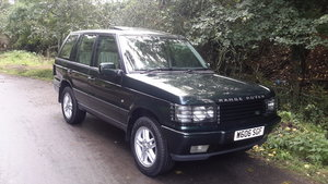 2000 RANGE ROVER 4.6 VOGUE P38 128000 MILES AUTOMATIC PX WELCOME