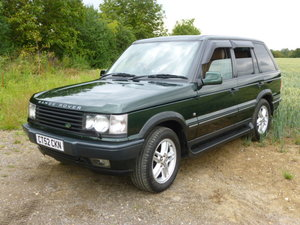 2002 Range rover 4.6 hse royal edition. For Sale