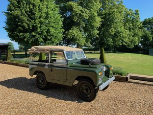 1965 LAND ROVER SERIES 2A - Exceptional-