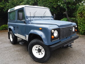 Picture of 1987 Land Rover 90 2.5 TD County Station Wagon For Sale
