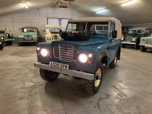 Picture of 1983 Land Rover® Series 3 *Galvanised Chassis BOND EDITION* (SFM) SOLD
