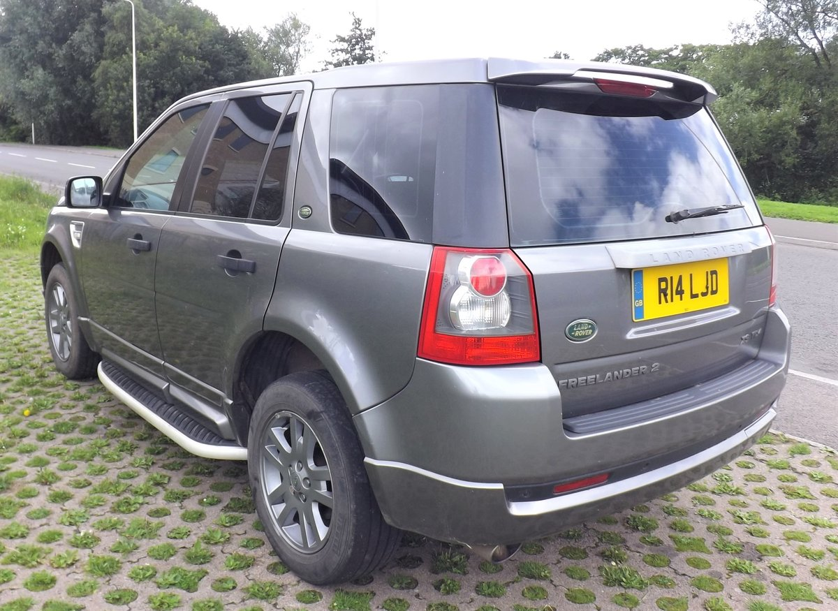 2007 LandRover Freelander 2 AUTOMATIC, GunMetal Grey, For Sale (picture 3 of 6)