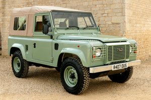 Picture of 1998 Defender 90 300 TDi Retro Classic Edition Soft Top