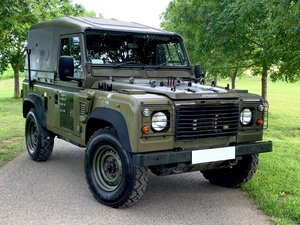 Picture of 1998 Defender 90 300 TDI MOD WOLF SOFT - HARD TOP For Sale