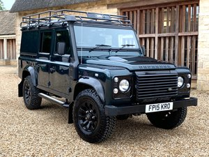 DEFENDER 110 2.2TDci XS Utilty Station Wagon