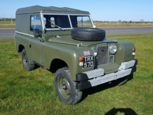 Land Rover® Series 2a *MOT & Tax Exempt (TRX)