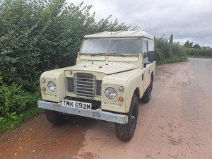 1974 Land Rover Series 3 V6