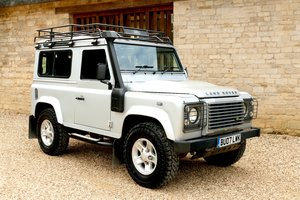 LAND ROVER DEFENDER 90 2.4 TDCi XS STATION WAGON