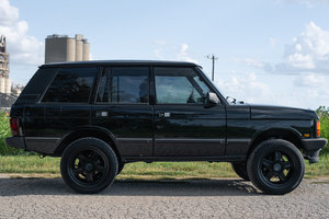 LS Swapped Range Rover Classic SWB