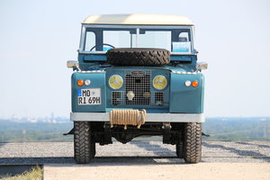 Fully restored Landrover Series 2a