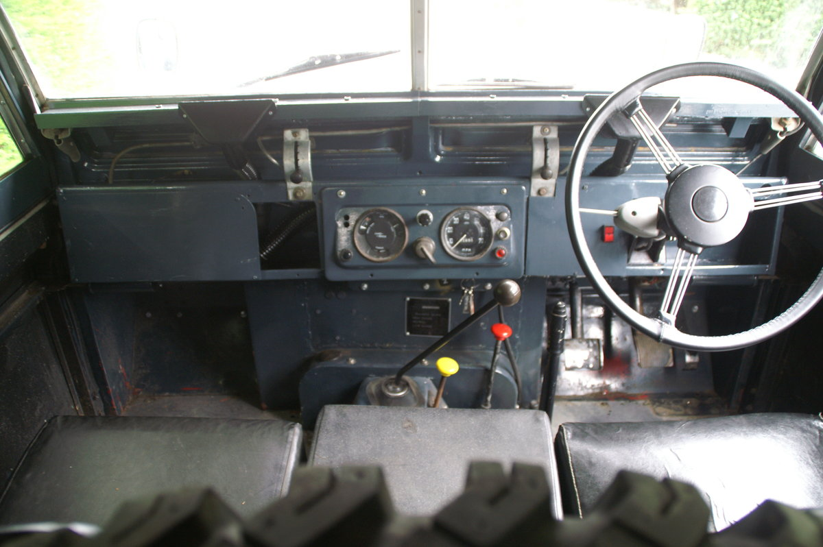 1963 Land Rover Series 2 88 For Sale (picture 3 of 6)
