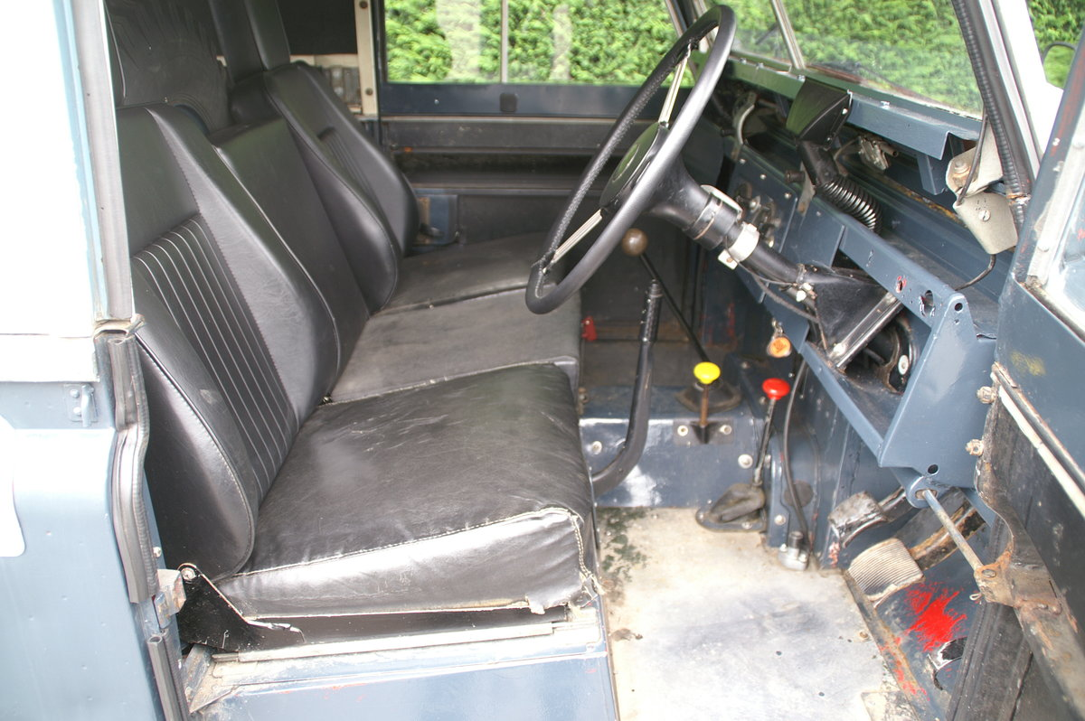 1963 Land Rover Series 2 88 For Sale (picture 4 of 6)