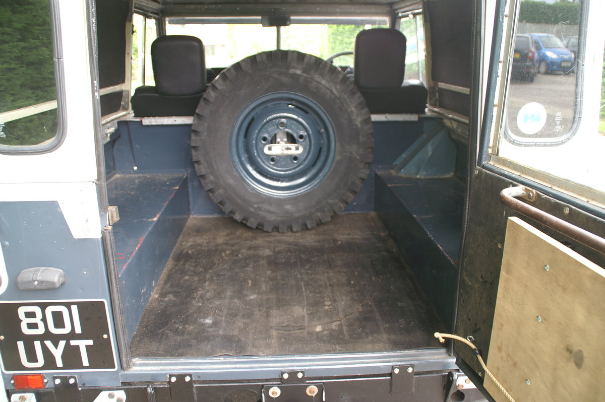 1963 Land Rover Series 2 88 For Sale (picture 5 of 6)