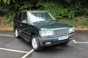 Land Rover Range Rover 1998 - To be auctioned 30-10-20 For Sale by Auction