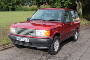 Land Rover Range Rover 4.0 2000 - To be auctioned 30-10-20 For Sale by Auction