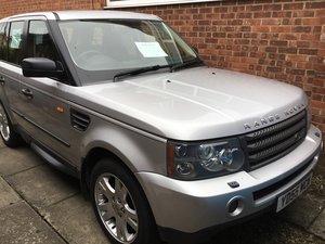Range Rover sport HSE 2.7 AUTO