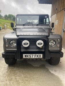 Defender 110xs double cab