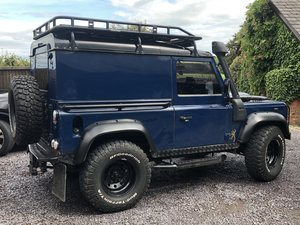 Land Rover Smart defender 90