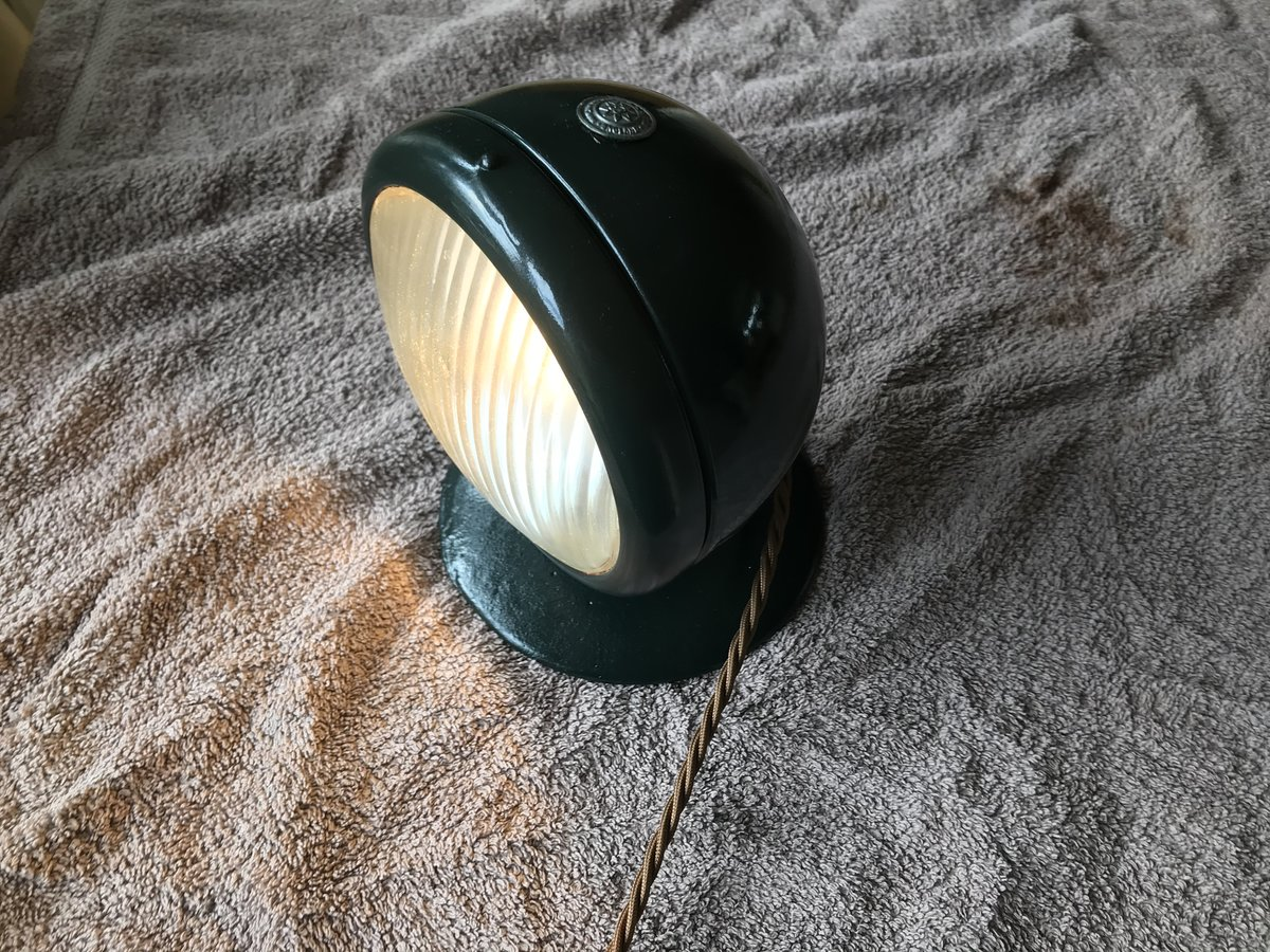 Land Rover  Converted table lamp For Sale (picture 1 of 3)